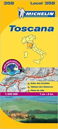 Télécharger en ligne Carte LOCAL Toscane pdf
