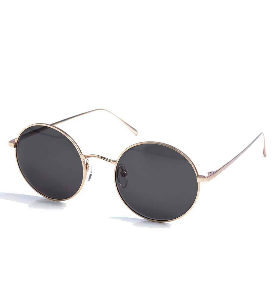 Touche Black Round Lens Sunglasses, U