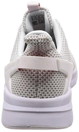 Adidas Mens Giro Questar, Bianco / Grigio, 7,5 M Di Noi