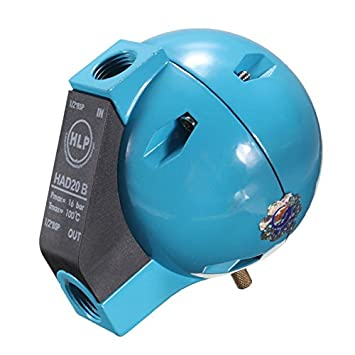 "Válvula De Drenaje Automático De Flotador 1/2 ""Bsp EsportsMJJ Condensado Automática Valor"