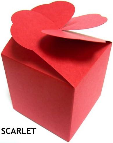 Taza grande de la torta del mollete cajas, regalo de boda con ...
