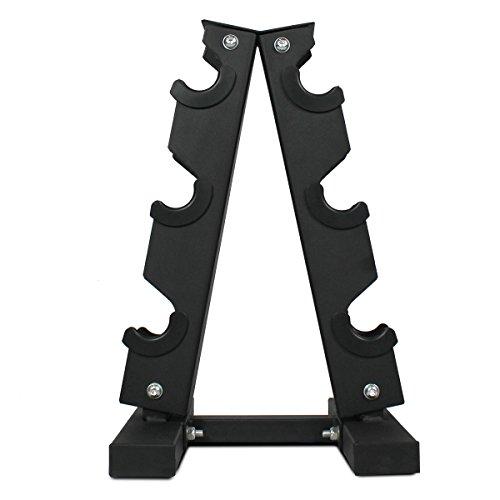 Fitness Republic Steel Dumbbell Rack With Neoprene
