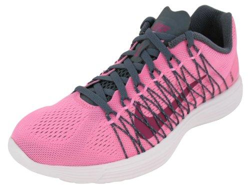 Nike Mujeres Nike Lunaracer + 3 Wmns Running Zapatos 6 Mujeres Ee. Uu. (plrzd Pnk / Sprt Fchs / Drk Gry / Pr)