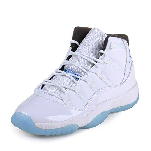 eb368787278434 ... free shipping nike jordan kids air jordan 11 retro bg white legend blue  black basketball shoe