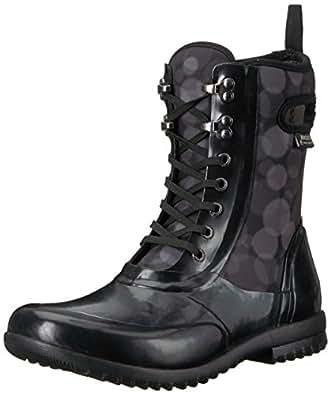 Amazon.com | Bogs Women's Sidney Cravat Snow Boot | Mid-Calf
