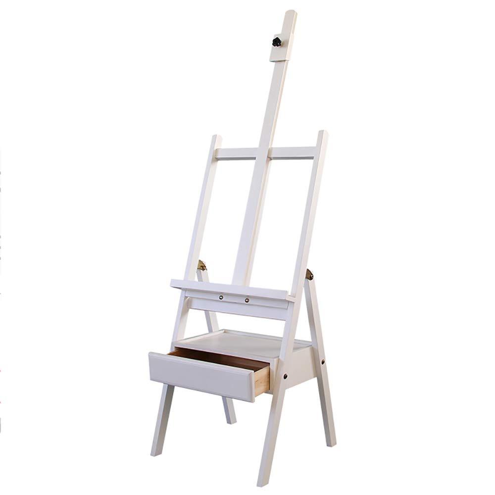 【高額売筋】 Super Kh® イーゼルブラケットタイプの引き出しボード多機能家庭用木製子供初心者大人のスケッチスケッチ油絵ラック (色 Super : : A) D B07MB5Y4FR D D, カーテン天国:bd1955a0 --- itourtk.ru