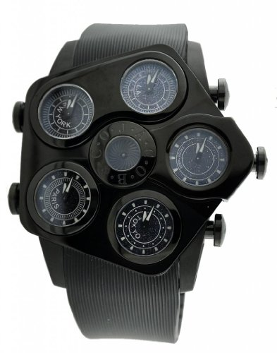 Jacob-Co-Grand-JGR5-21-Black-PVD-with-Carbon-Fiber-Lug-Sides-525-mm-Watch