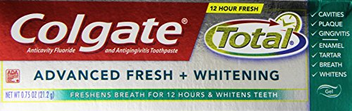 Total Advanced Fresh Toothpaste (Colgate Total Advanced Fresh Toothpaste, 12 Count)