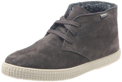 Victoria Safari Serraje, Unisexe - Gris Sneaker Adulte (anthracite)