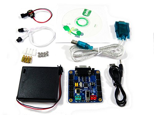 32 Channels Servo Controller Kit for Robotic Arm Biped Robot Kit by ALSR