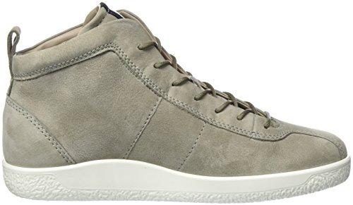 Grey Collo a ECCO Donna Warm Ladies Alto 1 Soft Grigio Sneaker qxFP6f