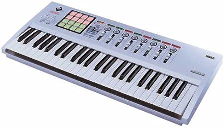 Korg kontrol49 Teclado MIDI Controlador: Amazon.es ...
