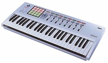 Korg kontrol49 Teclado MIDI Controlador: Amazon.es: Instrumentos musicales