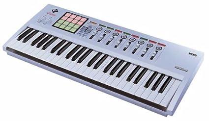 Korg kontrol49 Teclado MIDI Controlador