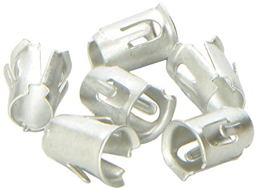 Smittybilt PST01CLIPS Nerf Bar Step Pad Clip, (Pack of 5)