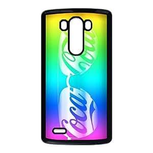 Coca Cola LG G3 Cell Phone Case Black yyfabc_961039
