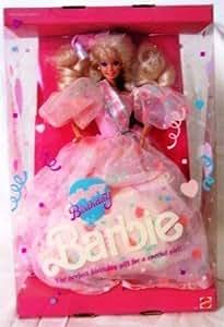Amazon.com: Barbie Happy Birthday Doll: Toys & Games