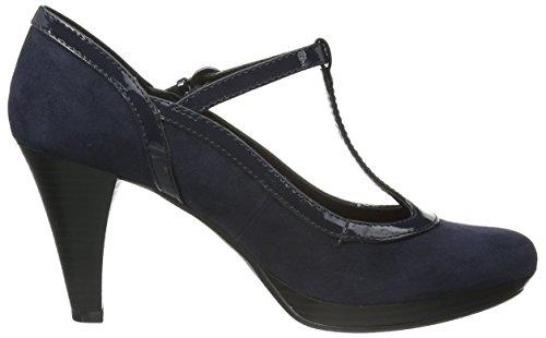 Bugatti W6676pr6vl, Zapatos de Tacón para Mujer Azul (Navy)