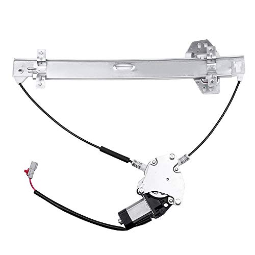 ROADFAR Power Window Regulator and Motor Replacement Parts fit for 2003-2011 Honda Element Front Right Passengers Side 72210-SCV-A02 748-132