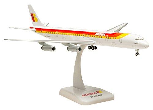 Maqueta de avión (Iberia DC-8-63, escala 1:200): Amazon.es ...