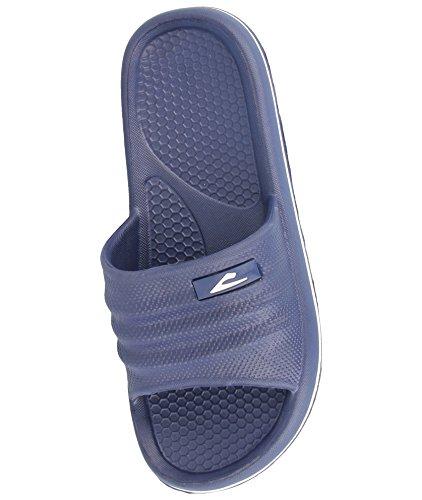 Marine Fille Bleu Mules Femme Foster Garçon Footwear xpwUaqqY