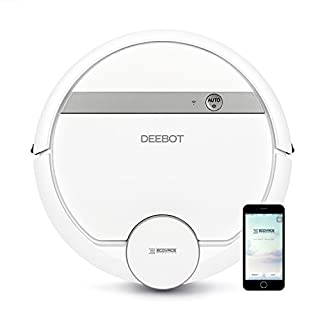 ECOVACS DEEBOT 900 Smart Robotic Vacuum for Carpet, Bare Floors, Pet Hair, with Mapping Technology, Higher Suction Power, Wifi Connected and Compatible with Alexa and Google Assistant (B079C6TTKM) | Amazon price tracker / tracking, Amazon price history charts, Amazon price watches, Amazon price drop alerts