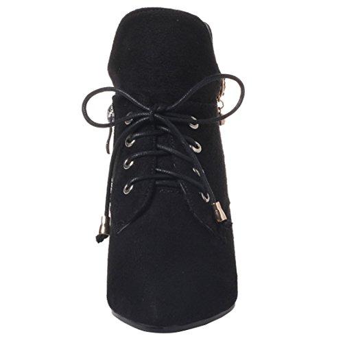 AIYOUMEI WoMen WoMen AIYOUMEI Boot Classic Black 8OvqaOdw