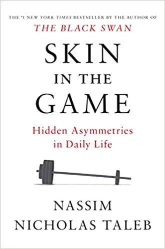 Image result for skin in the game book