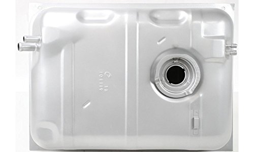 Evan-Fischer EVA13272017739 Fuel Tank for Jeep CJ7 78-86 15 Gallons/57 Liters 25-1/4 In. Length 18-1/4 In. Width 10-7/8 In. Height Replaces Partslink# CH3900103