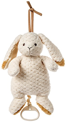 - Mary Meyer Oatmeal Bunny Musical Pull Toy