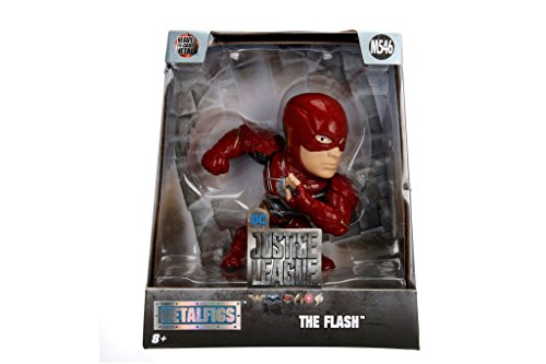 justice+league Products : Metals Justice League the Flash Collectible Toy Figure