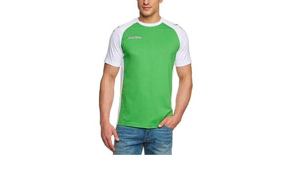 Kappa - Camiseta de fútbol sala, tamaño L, 04 clásico gris: Amazon.es: Deportes y aire libre