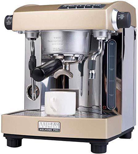 Italiana semiautomática Comercial Inicio Máquina de café 15bar de ...