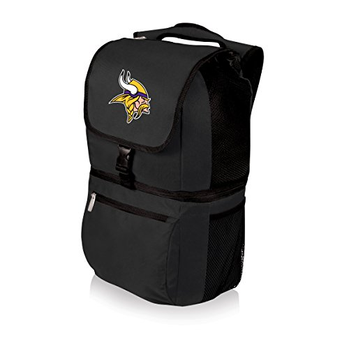 PICNIC TIME NFL Zuma Insulated Cooler Backpack, Minnesota Vikings by PICNIC TIME