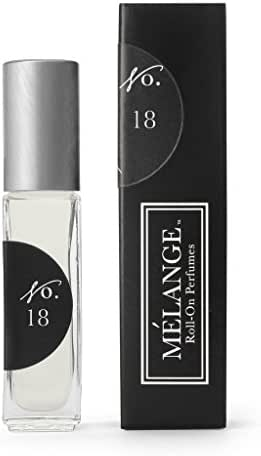 Melange Lychee, Yuzu & Wild Bergamot Roll On Perfume .25 ounces