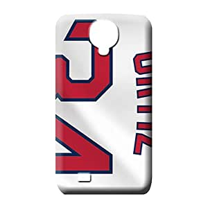 samsung galaxy s4 Sanp On Unique Fashionable Design phone cover skin boston red sox mlb baseball