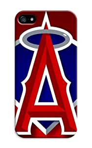 Unknown Customizable Baseball Los Angeles Angels For iphone 5/5s Cases Let your memorable pattern