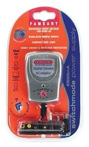 Power supply 4 digital cam.