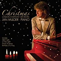 Christmas: pianist Mulder, feat. Andrea Bocelli, London Symphony Orchestra