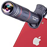 RETINA LENS Compatible with iPhone - 18X Zoom Telephoto Up to 5000 Yards - Phone Photography Kit