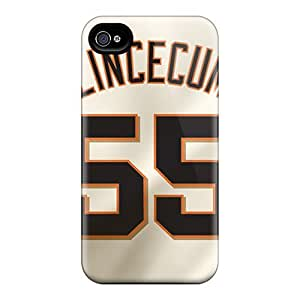 Fashion Protective San Francisco Giants Cases Covers For Iphone 4/4s