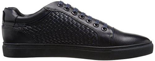 Zanzara Mens Ritmo Moda Sneaker Blu Marino