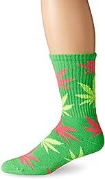 Best Discount Men Neon Plantlife Socks