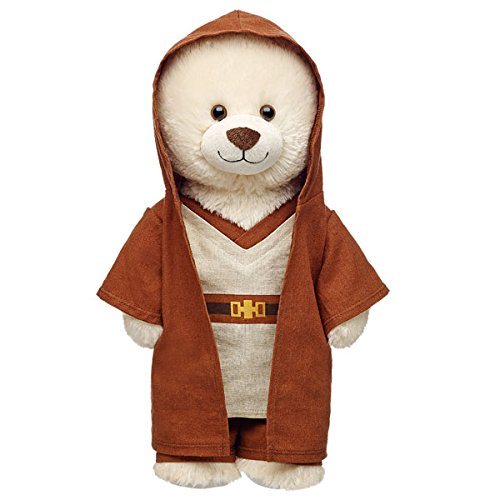 Build-a-Bear Workshop Star Wars Jedi Knight Teddy Bear Costume 2 pc.