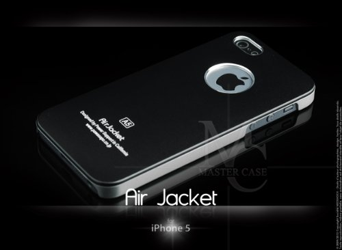 Coque Iphone 5 Air Jacket Noir
