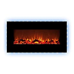 Remarkable Flameandshade Wall Electric Fireplace Heater Free Standing Home Interior And Landscaping Ologienasavecom