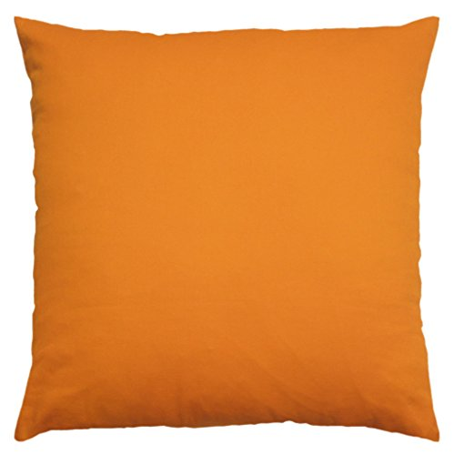 JinStyles Cotton Canvas Accent Decorative Throw Pillow Cover