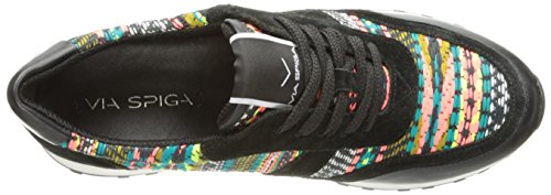 Via Spiga Womens Haisley2 Fashion Sneaker Multi