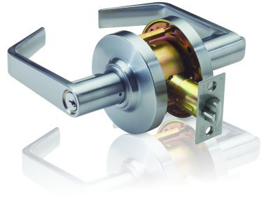 PDQ Grade 2 SD Heavy Duty Non Handed Commercial Cylindrical Lever Lock  Front Door/