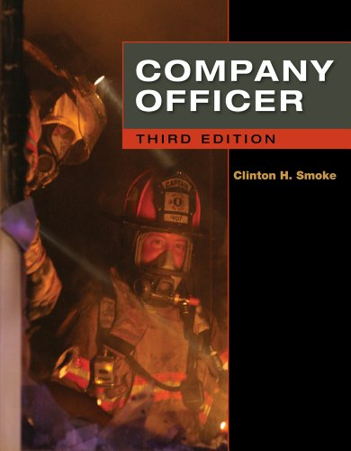 Company Officer Study Guide